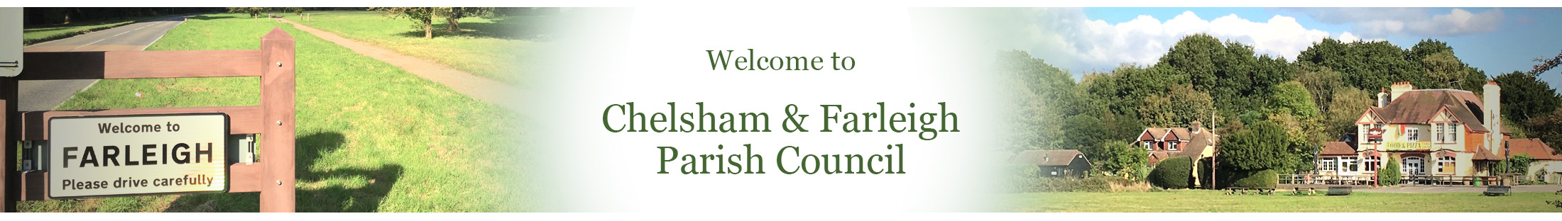 Header Image for Chelsham & Farleigh Parish Council